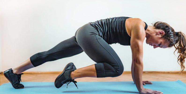 What is the best type of exercise to do after 40 by hormone empowerment andrea riggans
